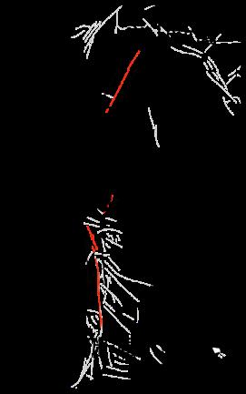 箱根カルデラ周辺の活断層