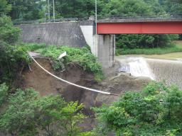 矢びつダム写真3