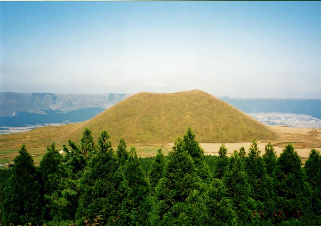 図1:スコリア丘