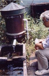 地下水の保全イメージ