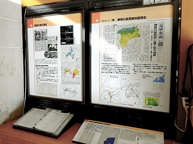 神奈川県西部地震発生(仮定)